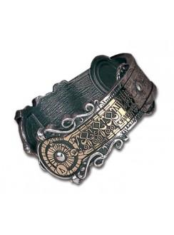 Spectrostatic Nocturnium Gothic Bracelet Gothic Plus Gothic Clothing, Jewelry, Goth Shoes & Boots & Home Decor