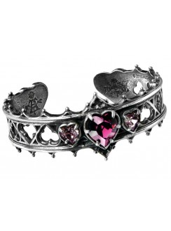 Elizabethan Pewter Cuff Gothic Bracelet Gothic Plus Gothic Clothing, Jewelry, Goth Shoes & Boots & Home Decor