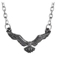 Ravenette Black Raven Necklace