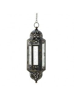 Victorian Hanging Candle Lantern Gothic Plus Gothic Clothing, Jewelry, Goth Shoes & Boots & Home Decor
