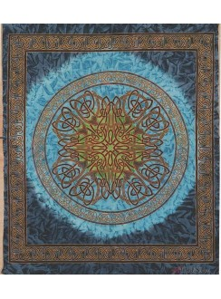 Celtic Print Tapestry Gothic Plus Gothic Clothing, Jewelry, Goth Shoes & Boots & Home Decor
