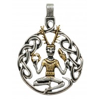 Cernunnos Necklace for Unity with Nature