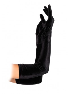 Black Velvet Opera Gloves Gothic Plus Gothic Clothing, Jewelry, Goth Shoes & Boots & Home Decor