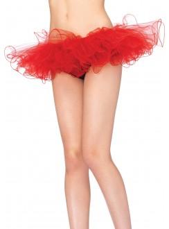 Tulle Swirl Edge Tutu Petticoat Skirt Gothic Plus Gothic Clothing, Jewelry, Goth Shoes & Boots & Home Decor