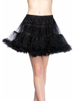 Layered Tulle Petticoat Gothic Plus Gothic Clothing, Jewelry, Goth Shoes & Boots & Home Decor