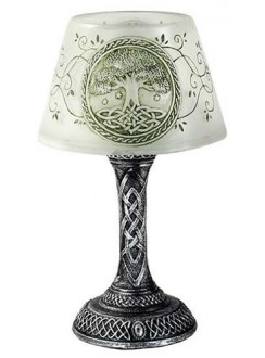 Tree of Life Mini LED Lamp Gothic Plus Gothic Clothing, Jewelry, Goth Shoes & Boots & Home Decor