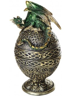 Dragon Egg Trinket Box Gothic Plus Gothic Clothing, Jewelry, Goth Shoes & Boots & Home Decor