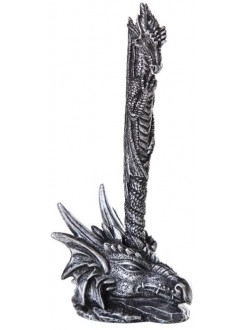 Dragon Pen and Holder Desk Set Gothic Plus Gothic Clothing, Jewelry, Goth Shoes & Boots & Home Decor