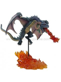 Line of Fire Dragon Statue by Tom Wood Gothic Plus Gothic Clothing, Jewelry, Goth Shoes & Boots & Home Decor