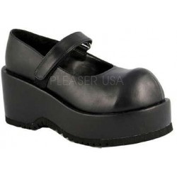 Dolly Flatform Mary Jane Gothic Plus Gothic Clothing, Jewelry, Goth Shoes & Boots & Home Decor