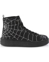 Demonia Introduces new Sneeker Canvas Sneaker Line