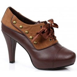 Steam Womens Steampunk Oxfords Gothic Plus Gothic Clothing, Jewelry, Goth Shoes & Boots & Home Decor
