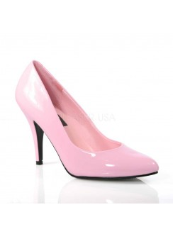 Baby Pink Classic Vanity Pump Gothic Plus Gothic Clothing, Jewelry, Goth Shoes & Boots & Home Decor