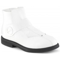 Clone White Stormtrooper Ankle Boots