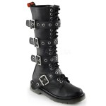 Buckled Rival 404 Womens Combat Boot