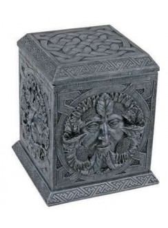 Greenman Four Seasons Box Gothic Plus Gothic Clothing, Jewelry, Goth Shoes & Boots & Home Decor