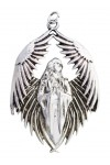 Prayer for the Fallen Angel Necklace