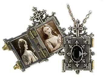 buy steampunk  jewelry, gothic jewellery, alchemy gothic, gothic locket, poison rings