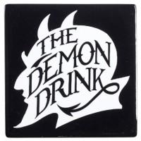 Demon Drink Ceramic Coaster