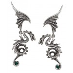 Bestia Regalis Dragon Earring Pair