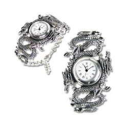 Imperial Dragon Pewter Wrist Watch Gothic Plus  Gothic Clothing, Jewelry, Goth Shoes, Boots & Home Decor