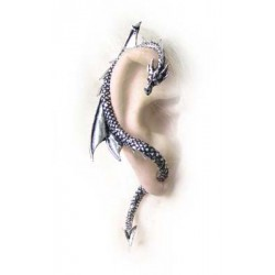 Dragons Lure Earring Wrap - Right Ear Gothic Plus  Gothic Clothing, Jewelry, Goth Shoes, Boots & Home Decor