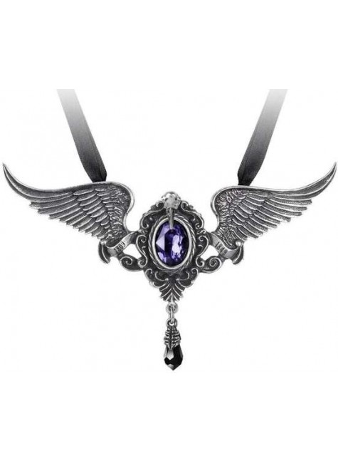 My Soul from the Shadow Necklace at Gothic Plus, Gothic Clothing, Jewelry, Goth Shoes & Boots & Home Decor