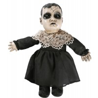 Little Precious Haunted Baby Doll With Sound