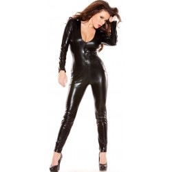 Kitten Wet Look Lycra Catsuit Gothic Plus  Gothic Clothing, Jewelry, Goth Shoes, Boots & Home Decor