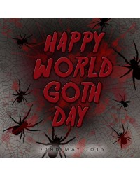 Celebrating World Goth Day 2015