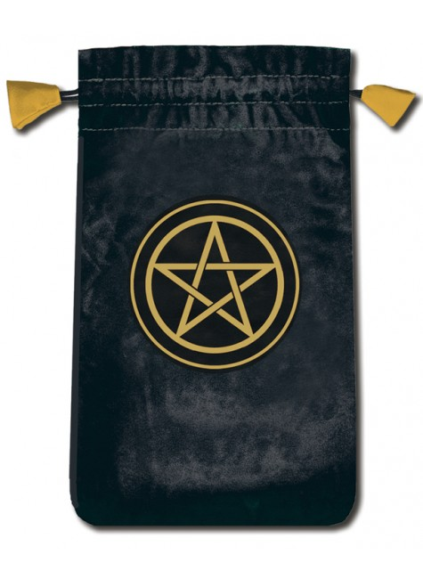 Pentacle Mini Pouch at Gothic Plus, Gothic Clothing, Jewelry, Goth Shoes & Boots & Home Decor
