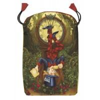 Wonderland Tarot Satin Bag
