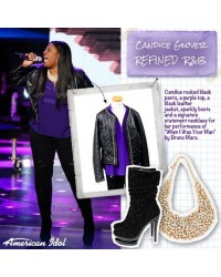 Congratulations Candice Glover on Winning American Idol!