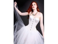 Overbust Corsets Gothic Plus Gothic Clothing, Jewelry, Goth Shoes & Boots & Home Decor