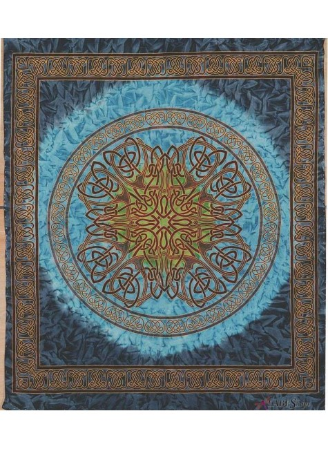 Celtic Print Tapestry at Gothic Plus, Gothic Clothing, Jewelry, Goth Shoes & Boots & Home Decor