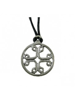 Pilgrims Cross Pewter Necklace Gothic Plus Gothic Clothing, Jewelry, Goth Shoes & Boots & Home Decor