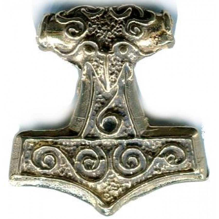 thors hammer pendant