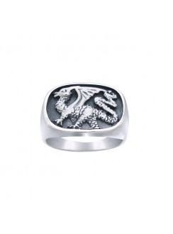 Dragon Signet Ring