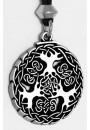 Yggdrasill Viking World Tree Necklace at Gothic Plus, Gothic Clothing, Jewelry, Goth Shoes & Boots & Home Decor