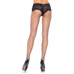 Diamond Fence Net Boyshort Pantyhose  - Pack of 3 Gothic Plus  Gothic Clothing, Jewelry, Goth Shoes, Boots & Home Decor