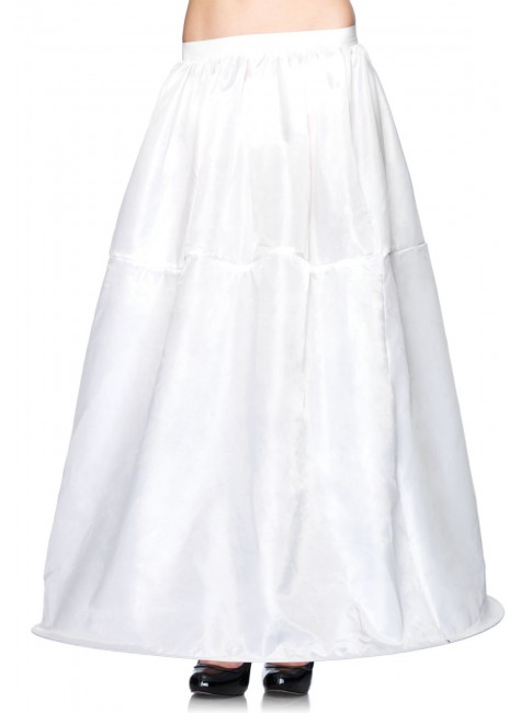 Long Hoop Skirt at Gothic Plus, Gothic Clothing, Jewelry, Goth Shoes & Boots & Home Decor