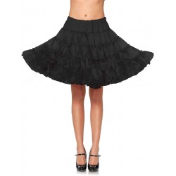 Knee Length Deluxe Crinoline Petticoat Gothic Plus Gothic Clothing, Jewelry, Goth Shoes & Boots & Home Decor