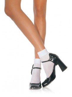 White Cuffed Anklets for Women Gothic Plus Gothic Clothing, Jewelry, Goth Shoes & Boots & Home Decor