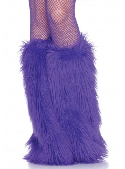 Fun Fur Leg Warmers Gothic Plus Gothic Clothing, Jewelry, Goth Shoes & Boots & Home Decor