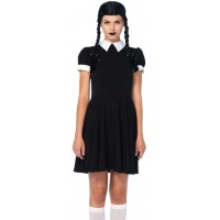 Gothic Wednesday Darling Costume