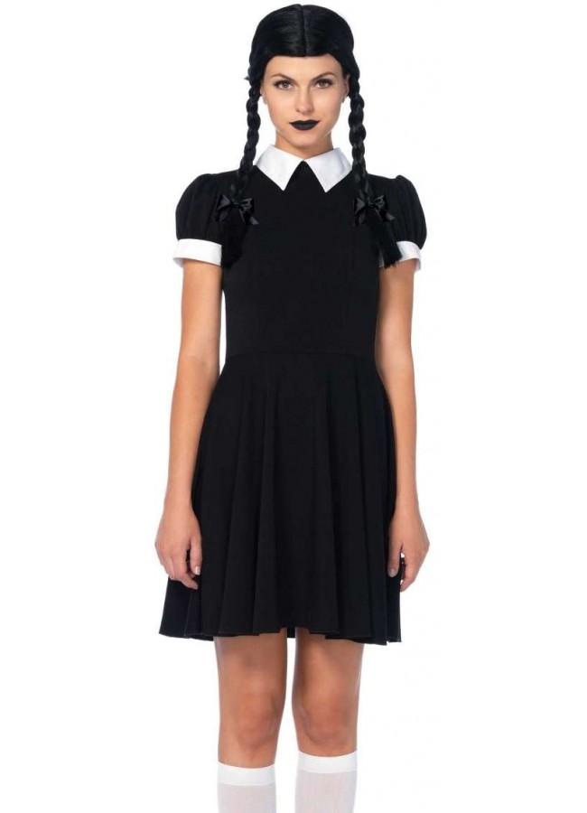 Gothic Wednesday Darling Costume