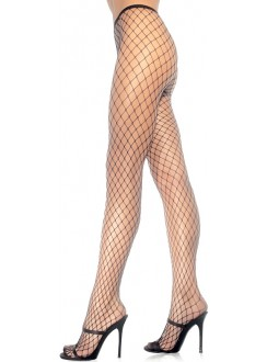 Diamond Fishnet Pantyhose - Pack of 3 Gothic Plus Gothic Clothing, Jewelry, Goth Shoes & Boots & Home Decor