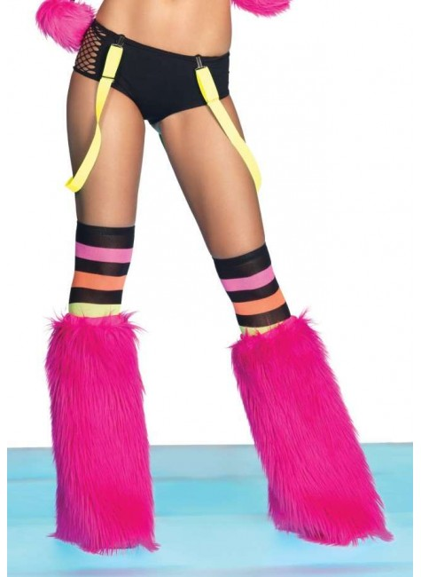 Neon Color Suspenders at Gothic Plus, Gothic Clothing, Jewelry, Goth Shoes & Boots & Home Decor
