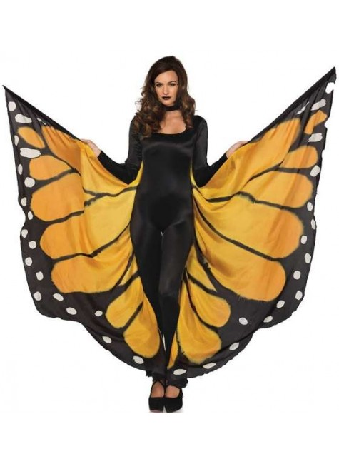 Monarch Butterfly Festival Wings at Gothic Plus, Gothic Clothing, Jewelry, Goth Shoes & Boots & Home Decor