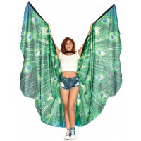 Peacock Festival Wings